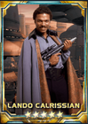 Lando Calrissian 5 Star