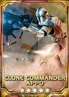 Clone Commander Appo 5S