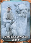 Luke Skywalker -On a Tauntaun) 3S