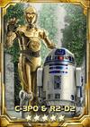 5StarC-3PO&R2-D2