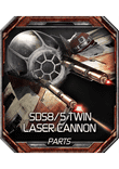 SDS8-5TwinLaserCannon