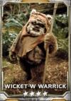 Wicket W Warrick 4S