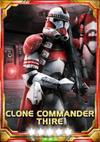 Commander thire 5s