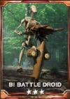 B1 Battle Droid -STAP Pilot- 3S