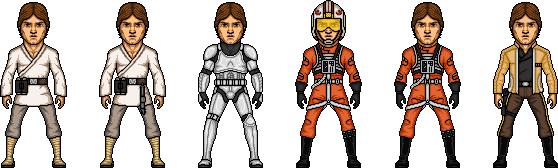 Star wars iv luke skywalker by ultimocomics-d7i99hm
