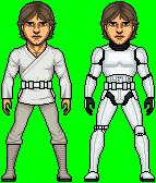 ABEL EPIV LukeSkywalker StormTrooper 1101