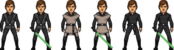 Star wars vi luke skywalker by ultimocomics-d7ior13