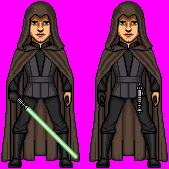 ABEL EPVI LukeSkywalker Cloak 1101