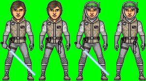 ABEL EPV LukeSkywalker Hoth 1101