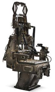 Ejector seat TFA