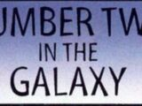 Number Two in the Galaxy