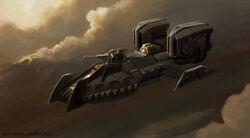 Pirate Tank