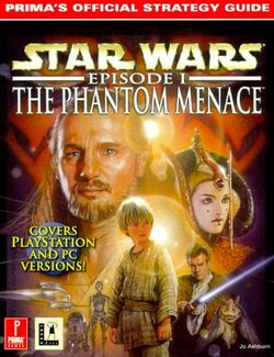 Star Wars - Episode I The Phantom Menace - Prima's Official Strategy Guide