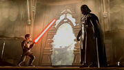 Starkiller Vader Kashyyyk