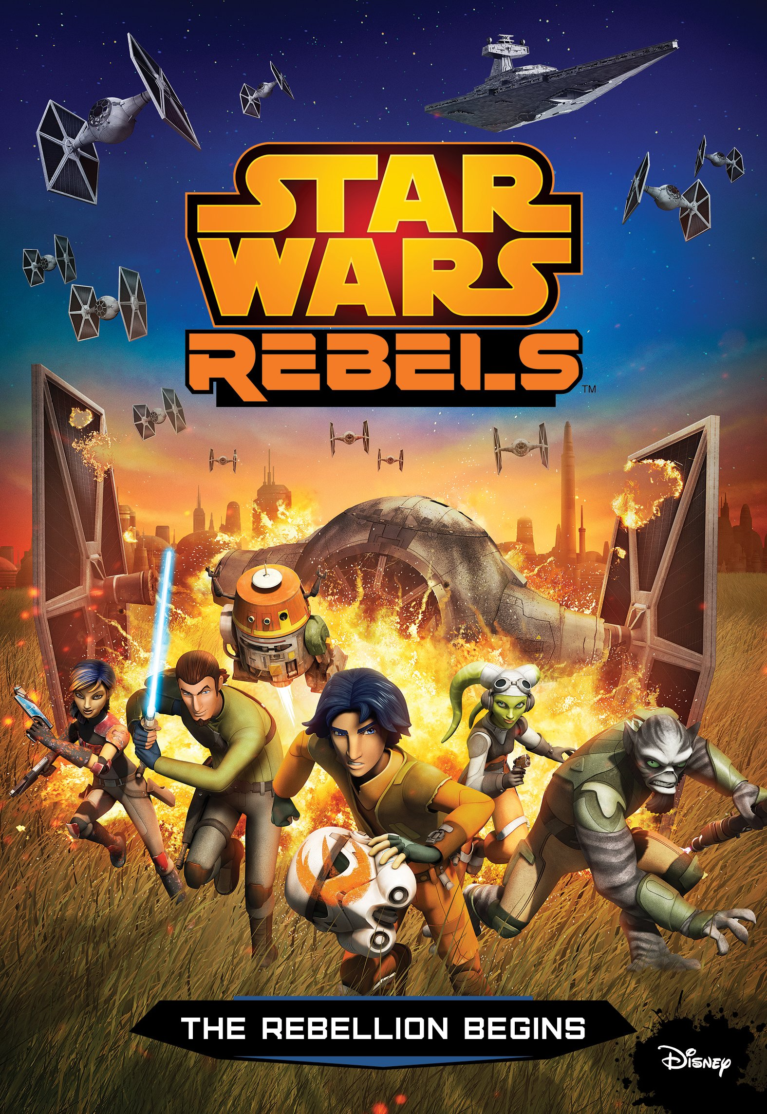 Image result for star wars The Rebellion Begins