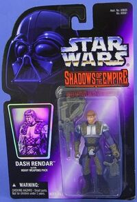 Dash Rendar Hasbro