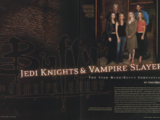 Jedi Knights & Vampire Slayers