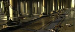 Jedi Temple raid