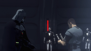 Starkiller Kamino Training