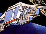 V-wing Speeder Transport, Model A