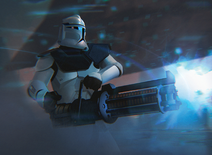 Z-6 Phase I Trooper SWL