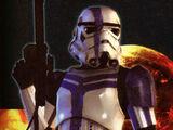 Stormtrooper commander/Legends