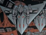 Annihilator-class starfighter