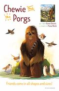 Chewie and the Porgs poster