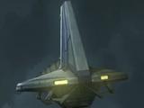 Unidentified Sheathipede-class transport shuttle (Saleucami)