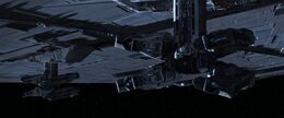 Finalizer ventral cannons