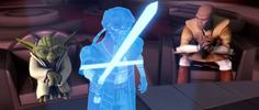 Hondo Dookus lightsaber