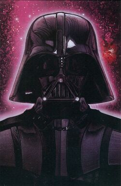 The Rise and Fall of Darth Vader 01
