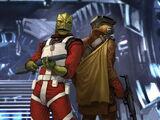 Bounty Hunters' Guild/Legends