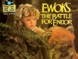 Ewoks: The Battle for Endor (book-and-record)