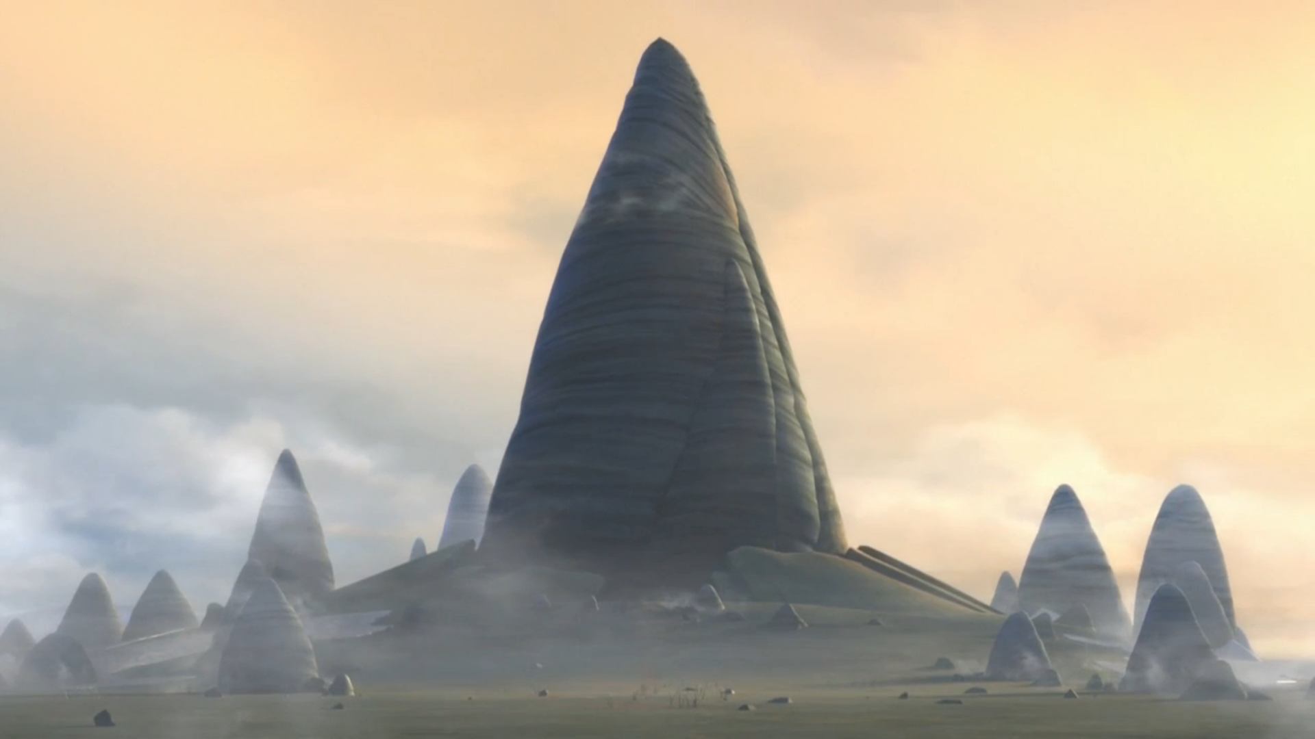 Image result for lothal jedi temple