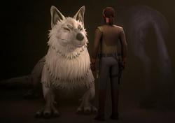 Kanan Loth-wolf Kindrid