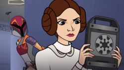 Leia and Sabine - FoD