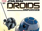 Star Wars: Droids Unplugged 1