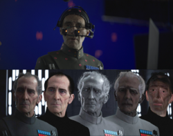 Guy Henry Tarkin-Rogue One