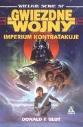 Imperium kontratakuje (powieść) 4 (1996).