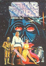 Star Wars 1979 Annual Cover 2