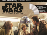 The Phantom Menace Read-Along Storybook and CD