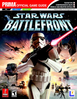Battlefront - Prima Official Game Guide