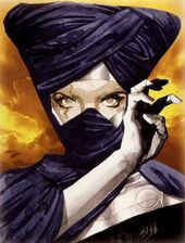 Dark Lady Lumiya