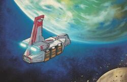 Tuggs transport in space