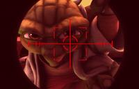 Yoda targeted