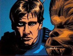 Chewbacca meets Han
