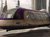 Jedi shuttlebus