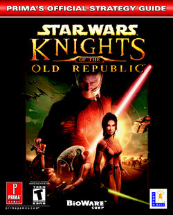 Knights of the Old Republic - Prima's Official Strategy Guide