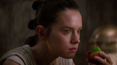 Rey with fruit